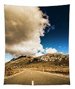 Remote Rural Roads Tapestry