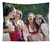 Renaissance Ladies Tapestry