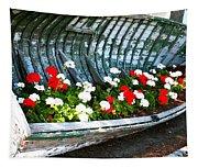 Repurposed Boat Tapestry