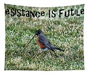 Resistance Is Futile Tapestry