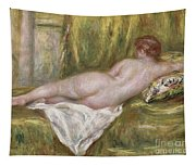 Rest After The Bath Tapestry