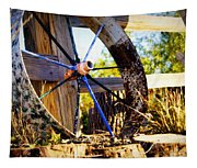 Resting And Rusting Tapestry