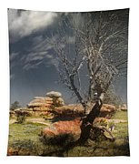 Resting In Peace Tapestry