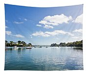 Restronguet Creek In Autumn Tapestry