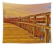 Retro Crosswinds 101914 Tapestry
