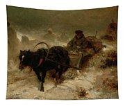 Returning Home Tapestry