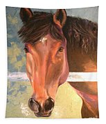 Reverie - Quarter Horse Tapestry