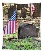 Revolutionary War Veteran Tapestry