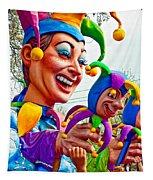 Rex Mardi Gras Parade Xi Tapestry