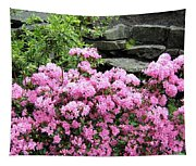 Rhododendrons Tapestry