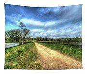 Richmond-lynchburg Stage Road, Appomattox, Virginia Tapestry
