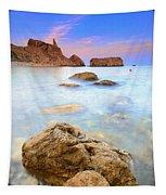 Rijana Beach Mediterranean Sea Tapestry