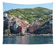 Riomaggiore 0583 B Tapestry