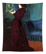 Ripple-ronai: Woman, 1892 Tapestry