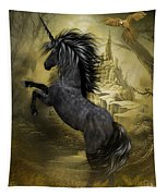 Rise Of The Unicorn Tapestry