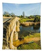 River Crossing Tapestry