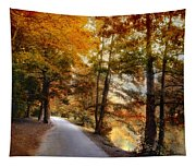 River Lights Tapestry