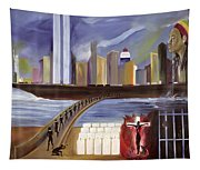 River Of Babylon  Tapestry