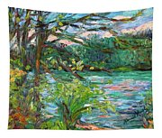 Riverview Spring Stage One Tapestry