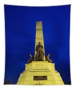 Rizal Monument Tapestry