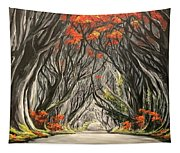 Road To The Throne Tapestry
