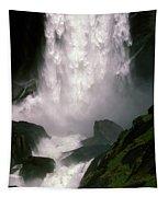 Roaring Thunder Tapestry