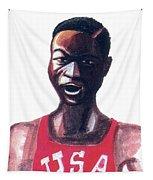 Robert Bob Beamon Tapestry