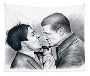 Robin Lord Taylor Tapestry