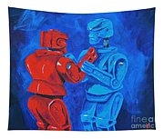 Robot Wars Tapestry