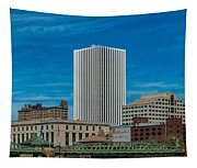 Rochester Across The River Tapestry
