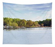Rock Creek - Pano Tapestry