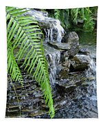 Rock Fountain II Tapestry