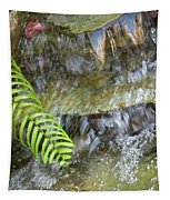 Rock Fountain Tapestry