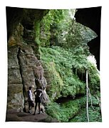 Rock House Overlook Tapestry