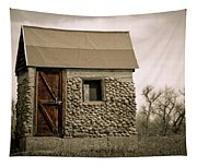 Rock Shed 2 Tapestry