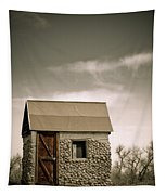 Rock Shed Tapestry