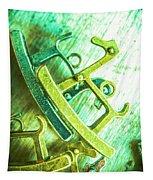 Rocking Horse Metal Toy Tapestry