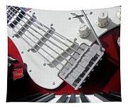 Rock'n Roller Coaster Aerosmith Tapestry