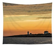 Rockport Lighthouse Tapestry