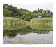 Rockport Reeds And Reflections Tapestry