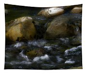 Rocks And Water Tapestry