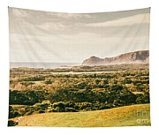 Rocky Capes And Rugged Coasts Tapestry