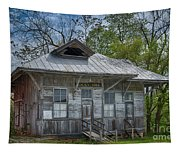 Rocky Hill Station Tapestry