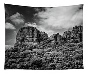 Rocky Landscape Tapestry