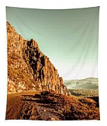 Rocky Mountain Route Tapestry