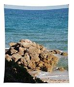 Rocky Shoreline Tapestry