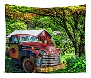 Rolling For Jesus Tapestry