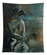Roman Nude 45 Tapestry