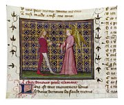 Romance Of The Rose Tapestry