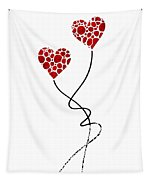 Romantic Art - You Are The One - Sharon Cummings Tapestry